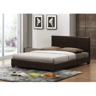 Carnegie Upholstered Platform Bed