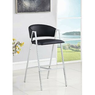 Find a Weibel 29 Bar Stool (Set of 2) by Orren Ellis Reviews (2019) & Buyer's Guide