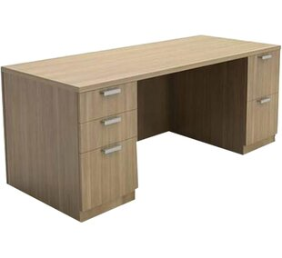 Online Reviews Currency Executive Desk By Steelcase