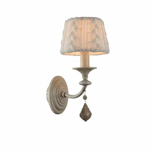 French Country Candle Wall Lights You Ll Love Wayfair Co Uk