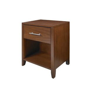 Berjen 1 Drawer Nightstand