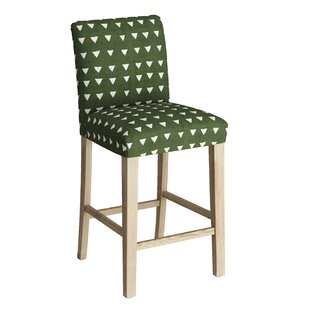 Korth 31'' Bar Stool Bungalow Rose