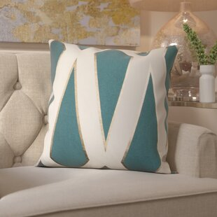 Cliburn Cotton Throw Pillow