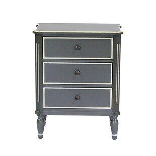 Inexpensive 3 Drawer Dresser Chest ByHeather Ann Creations
