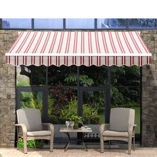 Sunjoy Classic 10 ft. W x 9 ft. D Patio A..