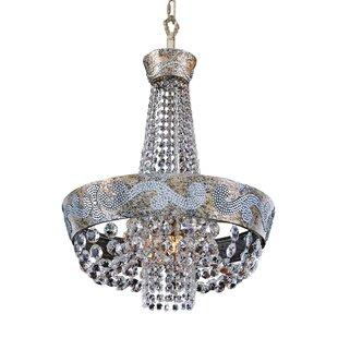 Allegri by Kalco Lighting Romanov 6-Light Chandelier