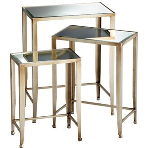 Harrow 3 Piece Nesting Tables by Cyan Design