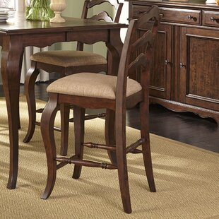 Aspremont 25.25 Bar Stool (Set of 2) by August Grove