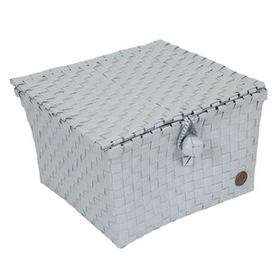 Pisa Plastic Basket By Handed By