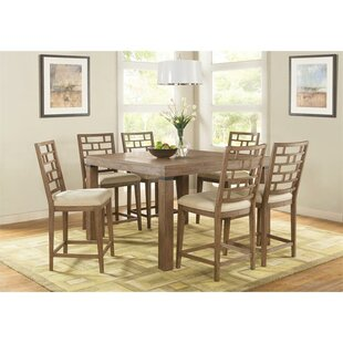 Mulberry 7 Piece Extendable Dining Set Greyleigh