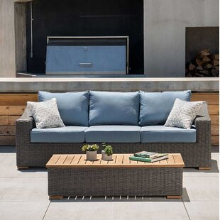 New Boston Rattan Sofa Seating Group