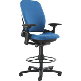 Leap® High-Back Drafting Chair by Steelcase New