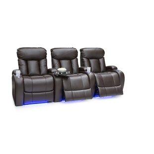 Home Theater Row Seating (Row of 3) ByLatitude Run