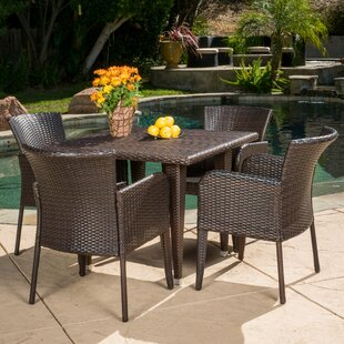 Dowling 5 Piece Dining Set
