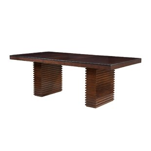 Stickler Fascinating Extension Dining Table Bay Isle Home