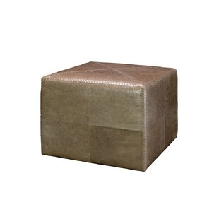 Rudisill Large Cube Ottoman by Loon Peak
