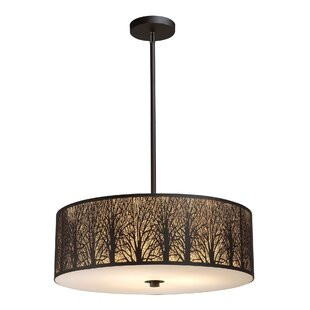 Coso 5-Light Pendant by Loon Peak
