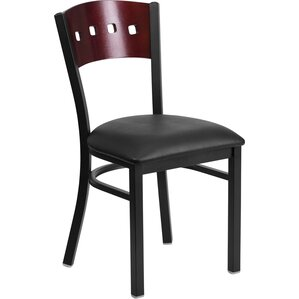 Chafin Metal Side Chair by Winston Porter