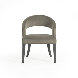 Eleta Upholstered Dining Chair by Willa A..