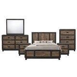 Llewellyn Standard 6 Piece Bedroom Set by Gracie Oaks