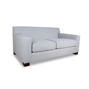 Latitude Run Tagen Plush Deep Sofa