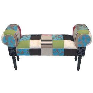 Upholstered Hallway Bench By ClassicLiving