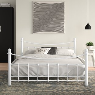 Annabel Metal Bed Frame By Zipcode Design
