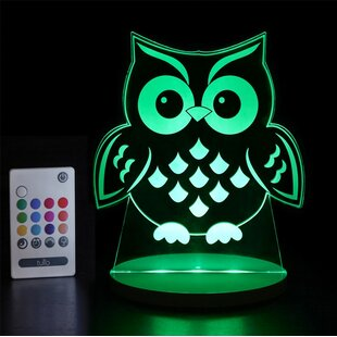 Tulio Dream Lights Owl Night Light