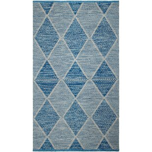 Kara Blue/Gray Indoor/Outdoor Area Rug