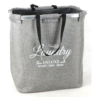 Affordable Premium Portable Laundry Hamper ByWinston Porter