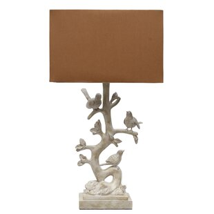 Nice Bird Branch 27u201d Table Lamp