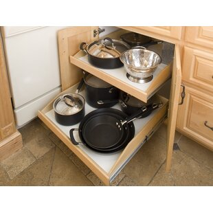 Pull Out Cabinet Organizers - Sliding shelves for kitchen cabinets