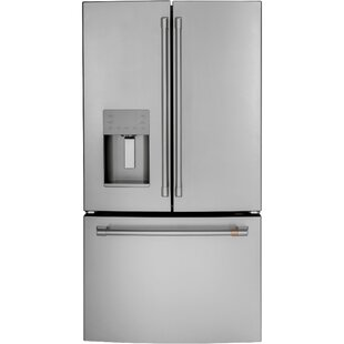 25.6 cu. ft. Energy Star French Door Refrigerator by Café™