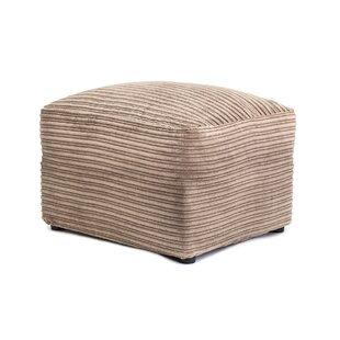 Draughn Footstool By Ebern Designs