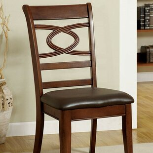 Tonquin Upholstered Dining Chair (Set of 2) World Menagerie