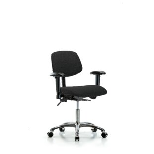 Reviews Kalyn Desk Height Ergonomic Office Chair By Symple Stuff