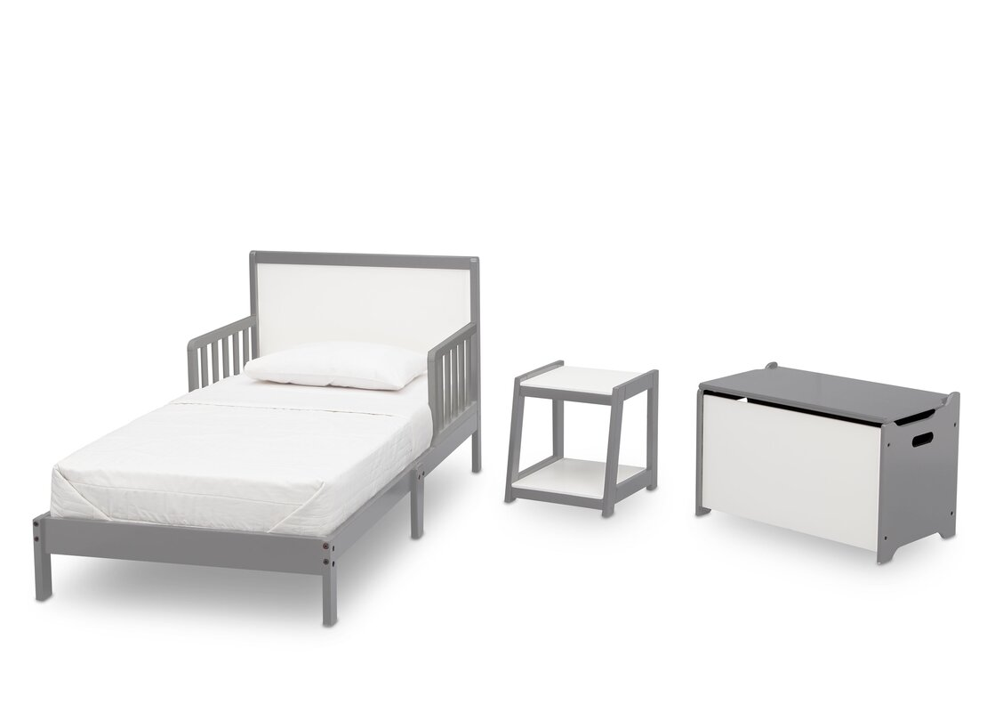 Aster 3 Piece Panel Bedroom Set