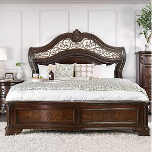 Madeleine Panel Bed by Astoria Grand