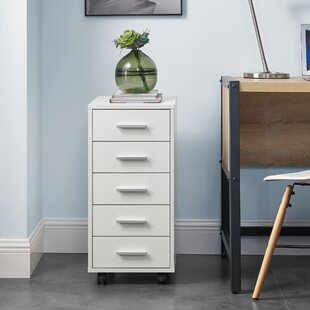 Fewell 5 Drawer Filing Cabinet By Brayden Studio