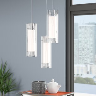 Fennia 3-Light Pendant by Orren Ellis