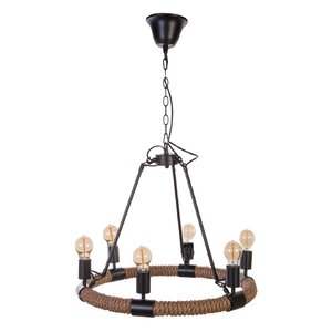 Emeric 6-Light Candle-Style Chandelier