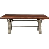 Orduna Solid Wood Dining Table by Williston Forge