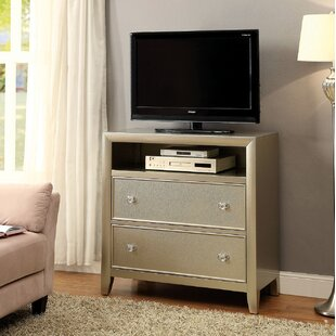 Rosdorf Park Garret 2 Drawer Media Chest
