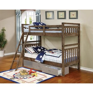 Jonina Twin Over Twin Bunk Bed