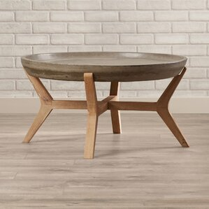 Dorotha Coffee Table by Tr..