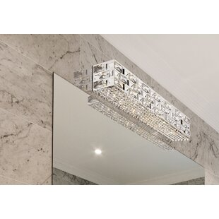 Thaxted 6-Light Flush Mount By Everly Quinn