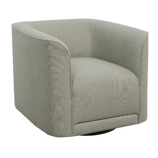 Orren Ellis Seibert Swivel Barrel Chair