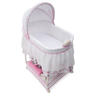 Disney Minnie Mouse Boutique Gliding Bassinet
