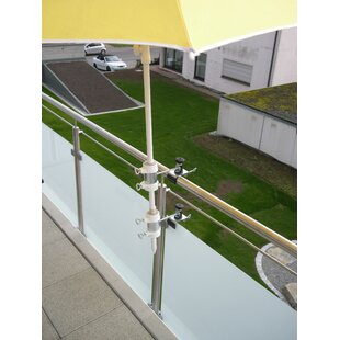 Chacon Metal Mounted Parasol Holder By Freeport Park
