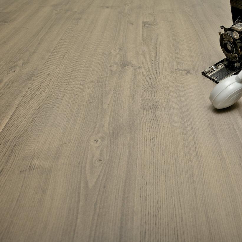 Serradon 6 X 48 X 1233mm Laminate Flooring In Sterling Walnut